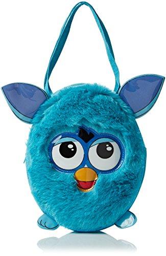 Trade Mark Collections Furby Fur Handbag