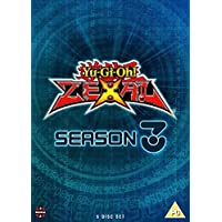 Yu-Gi-Oh! Zexal Season 3 Complete Collection