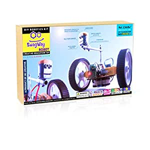 Be Cre8v Swagway Robot Educational Kit