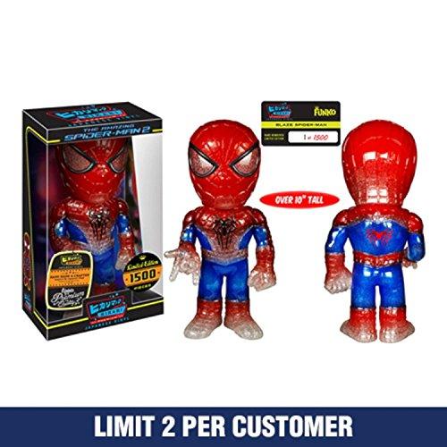 Toy - Hikari - Sofubi Vinyl Figure - Blaze Spiderman - Limited Edition
