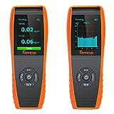 Temtop LKC-1000S+ Détecteur de qualité de l'air Intérieur professionnel Température et humidité...