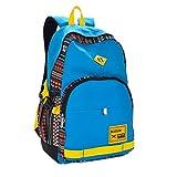 Nasis neue fashion Damen Patchwork Canvas Segeltuch Rucksack Daypacks für Campus College Laptop Reise Multifunktion Tasche AL5032