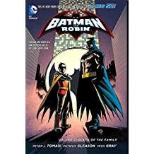 Batman & Robin Volume 3: Death of the Family HC (The New 52) (Batman and Robin: The New 52!)