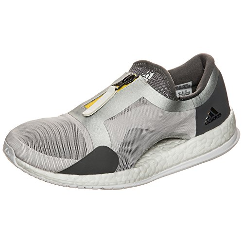 adidas Damen Pureboost X TR Zip Fitnessschuhe grau (Gridos/Plamet/Gricua)