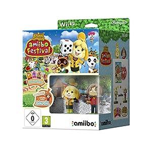 Animal Crossing: amiibo Festival + 2 amiibo-Figuren + 3 amiibo-Karten – [Wii U]
