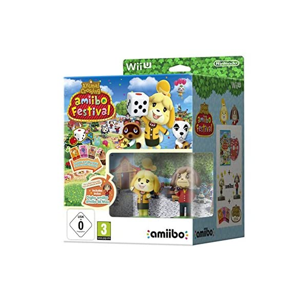Animal Crossing Amiibo Festival – Limited Edition (Nintendo Wii U) 515K xk7GgL