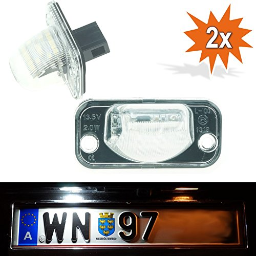 doled D18 Plaque Minéralogique à LED marquage E