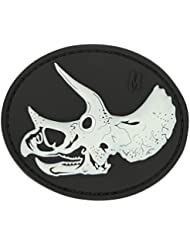 Maxpedition Triceratops Cráneo (Brillar) Morale Parche