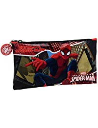 Marvel 4454051 Spiderman Kosmetikkoffer, Rot