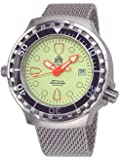 "Diver watch with "" Japan Miyota AUTOMATIC"" Sapphire glass T0228MIL"