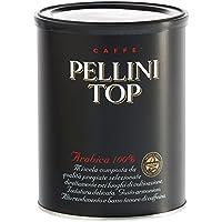Pellini Top Arabica 100% - 2 lattine da 250 gr (tot 500 gr)