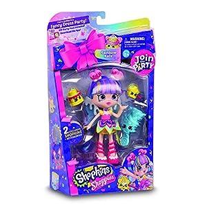 Shopkins - Shoppies S4 Join The Party muñecas 4 Modelos (Surtido) (Giochi Preziosi HPP08000)