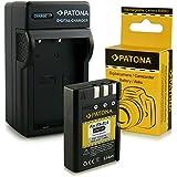 Chargeur + Batterie EN-EL9 / EN-EL9a pour Nikon D40 | D40x | D60 | D3000 | D5000