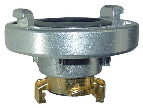 OASE Promax C-Kupplung Übergang auf Schnellkupplung, 1 Stück, Aluminium, 44471