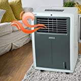 JOCCA 4 IN 1 PORTABLE AIR HEATER FAN COOLER HUMIDIFIER PURIFIER TEMPERATURE NEW