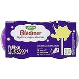 Blédina Blédiner Légumes du Potager/Pâtes Étoile dès 12 Mois 400 g