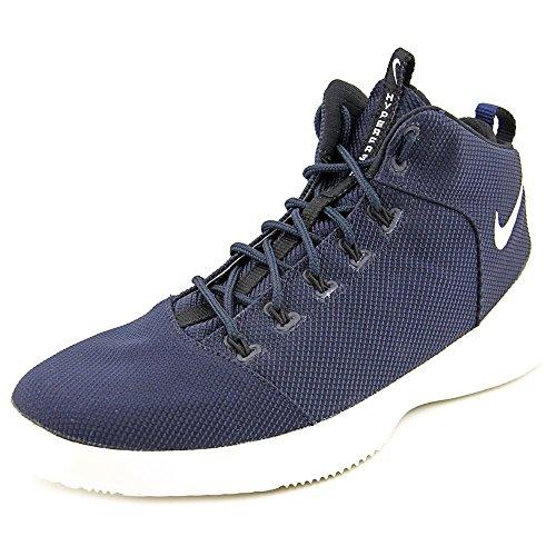 Nike Hyperfr3sh, espadrilles de basket-ball homme Noir