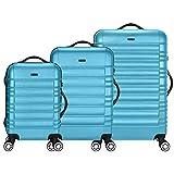 TRAVEL LORD Eco Serie Hartschalen Trolley Reisekoffer 54