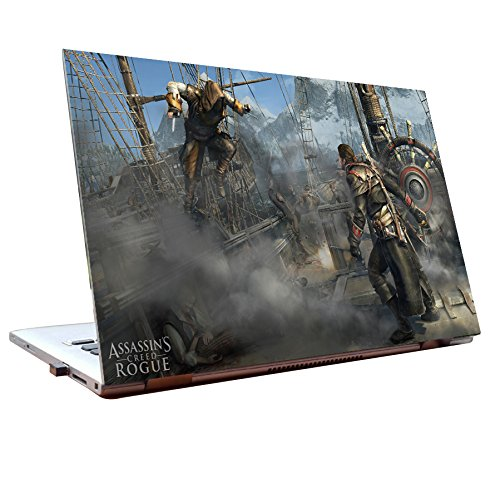 Tamatina Laptop Skin 15.6 inch - Assassin's - Creed - Gaming Skin - HD Quality - Dell-Lenovo-HP-Acer  available at amazon for Rs.168