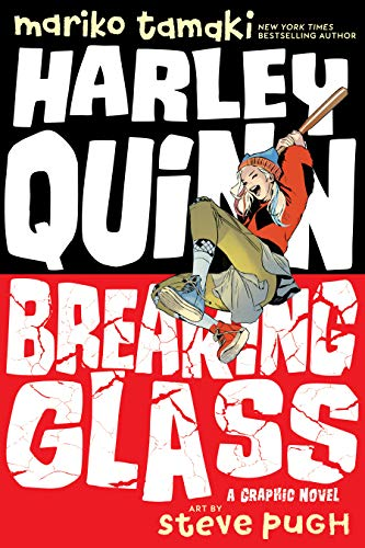 Harley Quinn: Breaking Glass (English Edition)