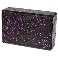 XQ Max 272061 Köpük Yoga Blok Siyah Kırmızı
