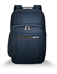 "Briggs & Riley Kinzie, Street Large Backpack, 17"", 26.3 litres, Navy Maletín, 46 cm, Liters, Azul (Navy)"