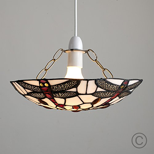 Tiffany style lamp shade amazon mozeypictures Images