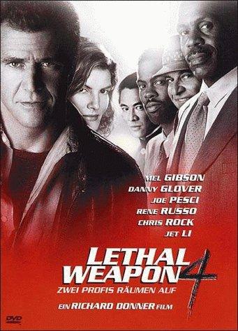 Warner Home Video - DVD Lethal Weapon 4 - Zwei Profis räumen auf
