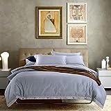 Minimalistische Baumwolle 4 Stück 1.8/2.0m Männer Geschäft Betten 4 Stück aus reiner Baumwolle, Brüssel, 2,0 m (6.6 ft) Bed
