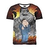 Noorhero T-Shirt Uomo - American Dad