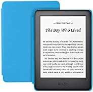 Kindle Kids Edition | Includes access to over a thousand books, Blue Cover