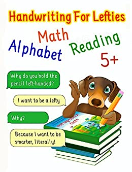 Handwriting For Lefties Alphabet Reading Math Ebook