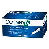 Calcimed D3 500 mg / 1000 I.E. Direct Granulat, 120 St