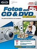 MAGIX Fotos auf CD & DVD 5.5 deLuxe Bild