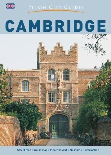 Cambridge City Guide - English (Pitkin City Guides) por Annie Bullen