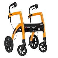 Rollz Motion All In One Rollator & Wheelchair (Choose Your Colour)