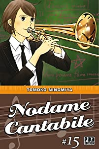 Nodame Cantabile Edition simple Tome 15