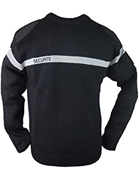 Guard Force profesional Pull Over hombre seguridad