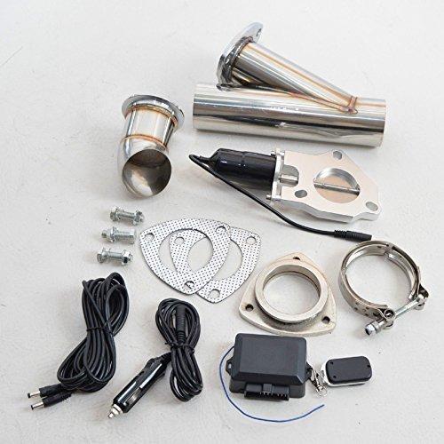 Preisvergleich Produktbild Auspuffklappe Klappenauspuff Cut Out in 63mm VR6 16V G60 S2 R32 RS4 RS By Pass