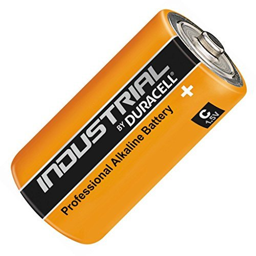 Industrial duracell-pile alcaline-mono d 1,5 v