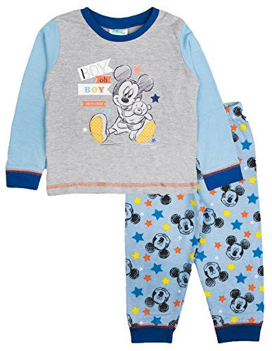 6e087d857 Baby Boys Pyjamas Kids Toddlers Disney Mickey Mouse 12-18 - Buy Online in  Oman. | Apparel Products in Oman - See Prices, Reviews and Free Delivery in  Muscat ...