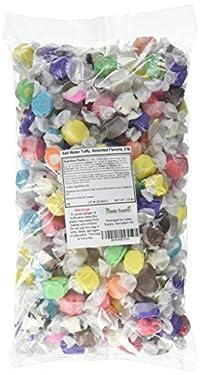 Salt Water Taffy Assorted Flavors 3lb