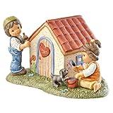 Wir bauen uns ein Haus - Spardose - Goebel - 11339017: Nina & Marco