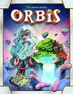 Space Cowboys Orbis Board Game - English
