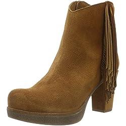 Unisa KORBA_BS, Zapatillas de Estar por Casa para Mujer, Marrón Claro, 38 EU