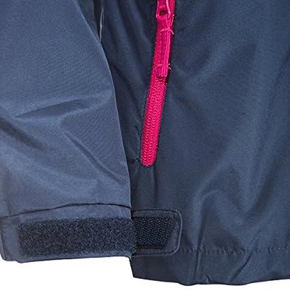 Trespass Kids' Lunaria Waterproof Rain/Outdoor Jacket 5