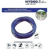 Brumisateur de terrasse 6,50 mètres - 6 buses - filtre anticalcaire HYDRO Relax
