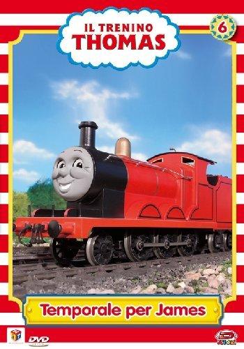 Il trenino Thomas - Temporale per James #06 [IT Import]