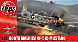 Airfix A02047 North American P-51F Mustang 1:72 Scale Series 2 Plastic Model Kit