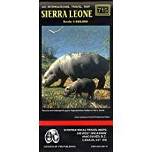 Sierra Leone : 1/560 000